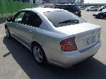 Used 2005 SUBARU LEGACY B4 BF118885 for Sale Image 3