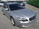 Used 2005 SUBARU LEGACY B4 BF118885 for Sale Image 7
