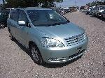 Used 2001 TOYOTA IPSUM BF123445 for Sale Image 7