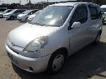 Used 2000 TOYOTA FUN CARGO BF125111 for Sale Image 1