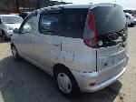 Used 2000 TOYOTA FUN CARGO BF125111 for Sale Image 3