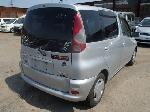Used 2000 TOYOTA FUN CARGO BF125111 for Sale Image 5