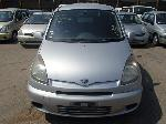 Used 2000 TOYOTA FUN CARGO BF125111 for Sale Image 8