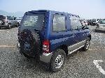 Used 1996 MITSUBISHI PAJERO MINI BF127610 for Sale Image 5
