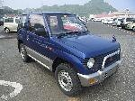 Used 1996 MITSUBISHI PAJERO MINI BF127610 for Sale Image 7