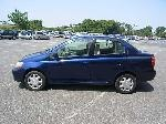Used 2002 TOYOTA PLATZ BF128067 for Sale Image 2