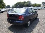 Used 2002 TOYOTA PLATZ BF128067 for Sale Image 5