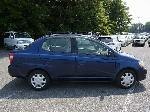 Used 2002 TOYOTA PLATZ BF128067 for Sale Image 6