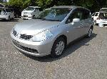 Used 2005 NISSAN TIIDA BF128758 for Sale for Sale