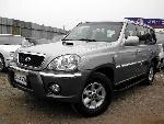 Used 2002 HYUNDAI TERRACAN IS01106 for Sale for Sale
