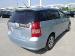 Used 2003 TOYOTA WISH BF132557 for Sale Image 5