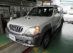 Used 2002 HYUNDAI TERRACAN IS01135 for Sale for Sale