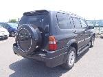 Used 2002 SUZUKI GRAND ESCUDO BF143855 for Sale Image 5