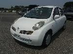 Used 2004 NISSAN MARCH BF151966 for Sale for Sale