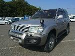 Used 1998 TOYOTA LAND CRUISER BF152319 for Sale for Sale