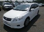 Used 2007 TOYOTA COROLLA FIELDER BF153413 for Sale Image 1