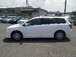 Used 2007 TOYOTA COROLLA FIELDER BF153413 for Sale Image 2