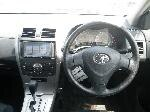 Used 2007 TOYOTA COROLLA FIELDER BF153413 for Sale Image 23