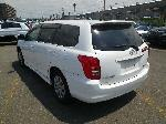 Used 2007 TOYOTA COROLLA FIELDER BF153413 for Sale Image 3