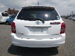 Used 2007 TOYOTA COROLLA FIELDER BF153413 for Sale Image 4