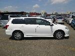 Used 2007 TOYOTA COROLLA FIELDER BF153413 for Sale Image 6