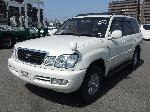 Used 2001 TOYOTA LAND CRUISER BF153416 for Sale for Sale
