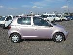 Used 2000 TOYOTA VITZ BF162253 for Sale Image 6
