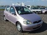 Used 2000 TOYOTA VITZ BF162253 for Sale Image 7