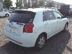 Used 2005 TOYOTA ALLEX BF162205 for Sale Image 5