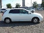 Used 2005 TOYOTA ALLEX BF162205 for Sale Image 6