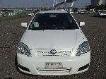 Used 2005 TOYOTA ALLEX BF162205 for Sale Image 8