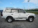 Used 2000 TOYOTA LAND CRUISER PRADO BF165189 for Sale Image 6