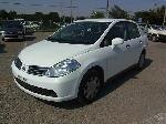 Used 2007 NISSAN TIIDA LATIO BF167065 for Sale Image 1