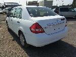 Used 2007 NISSAN TIIDA LATIO BF167065 for Sale Image 3