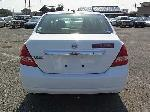 Used 2007 NISSAN TIIDA LATIO BF167065 for Sale Image 4
