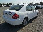 Used 2007 NISSAN TIIDA LATIO BF167065 for Sale Image 5