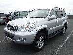 Used 2002 TOYOTA LAND CRUISER PRADO BF167814 for Sale Image 1