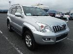 Used 2002 TOYOTA LAND CRUISER PRADO BF167814 for Sale Image 7