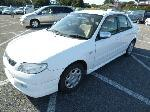 Used 2003 MAZDA FAMILIA BF169447 for Sale Image 1