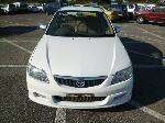 Used 2003 MAZDA FAMILIA BF169447 for Sale Image 8