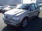 Used 2005 MERCEDES-BENZ M-CLASS BF188650 for Sale for Sale