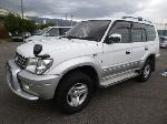 Used 1999 TOYOTA LAND CRUISER PRADO BF188887 for Sale Image 1