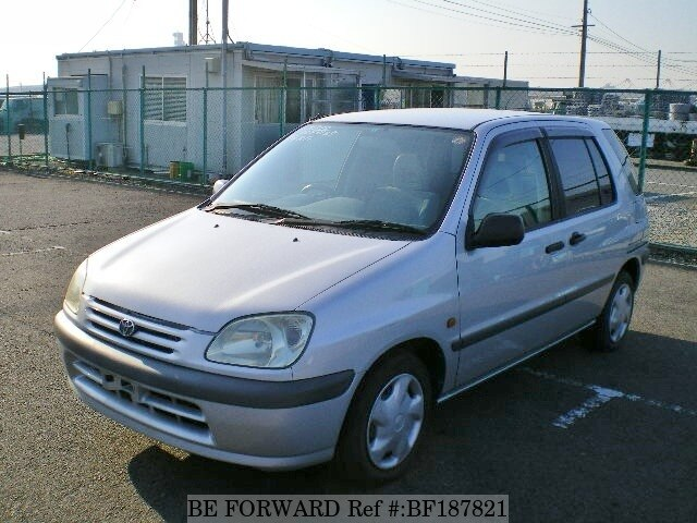 Used 1999 TOYOTA RAUM BF187821 for Sale