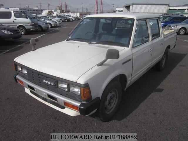 used 1983 nissan datsun truck l cg720 for sale bf188882 be forward. Black Bedroom Furniture Sets. Home Design Ideas