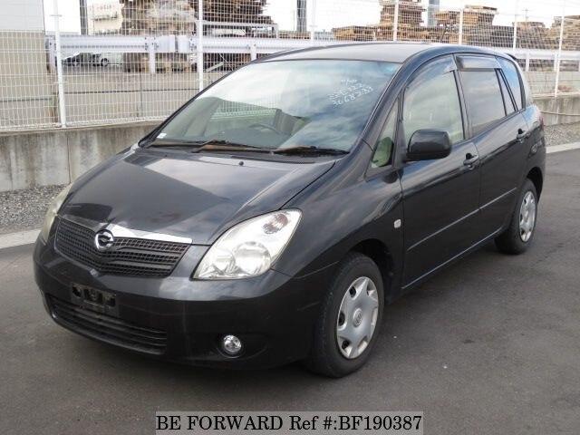 Used 2003 Toyota Corolla Spacio Ta Zze122n For Sale