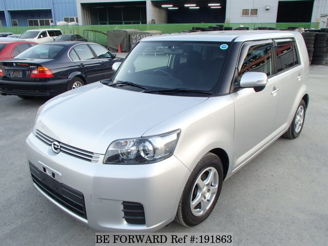 Used 2007 TOYOTA COROLLA RUMION BF191863 for Sale