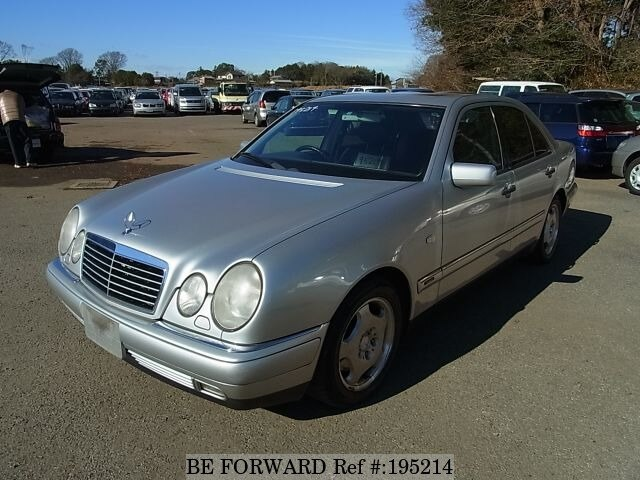 Used 1999 MERCEDES-BENZ E-CLASS BF195214 for Sale