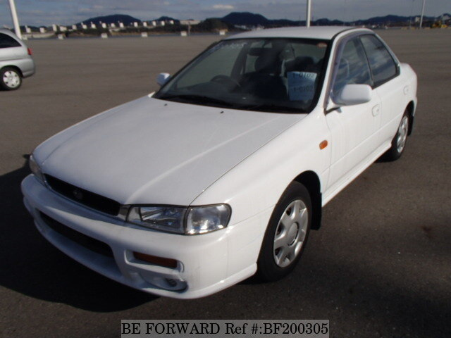 used 1999 subaru impreza gf gc1 for sale bf200305 be forward. Black Bedroom Furniture Sets. Home Design Ideas