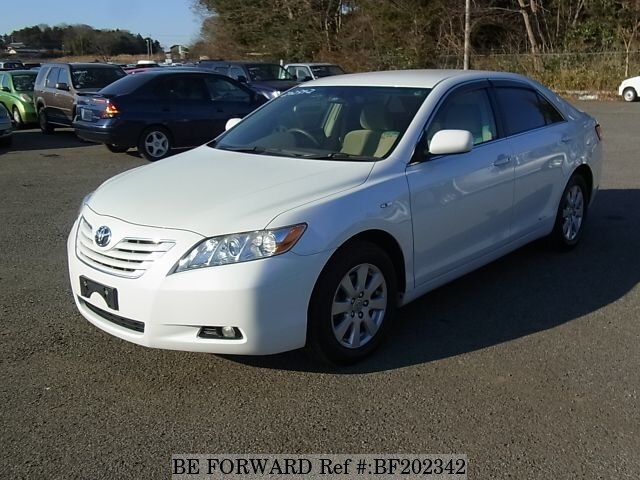 used 2008 toyota camry g limited edition dba acv40 for sale bf202342 be forward. Black Bedroom Furniture Sets. Home Design Ideas
