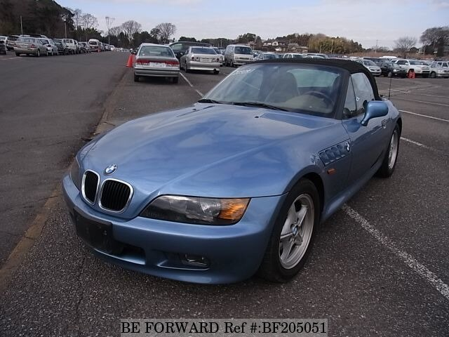 used 1996 bmw z3 road star 15th anniversary e ch19 for. Black Bedroom Furniture Sets. Home Design Ideas